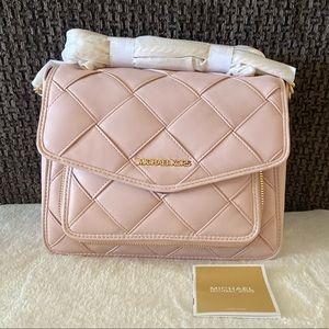 NWT Michael Kors Regina Flap Shoulder Bag